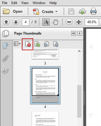 Delete pdf pages gaming pc komplett for Pdf document page delete